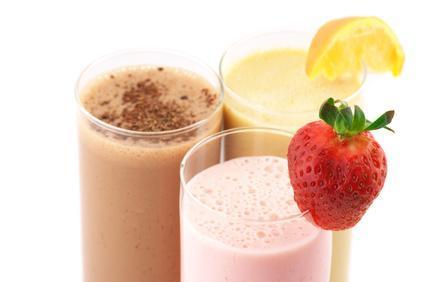 Proteinshakes für die Strunz Diät