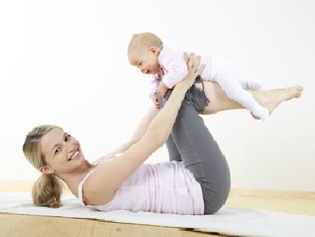 Training nach der Geburt