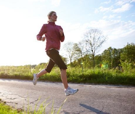 Joggen als absoluter Kalorienkiller