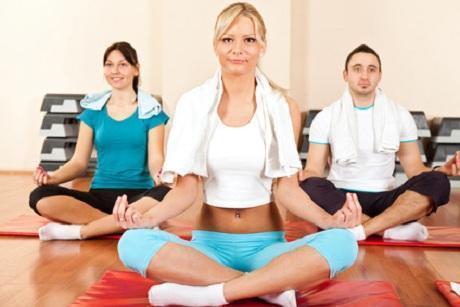 Yoga auch für Einsteiger kein Problem