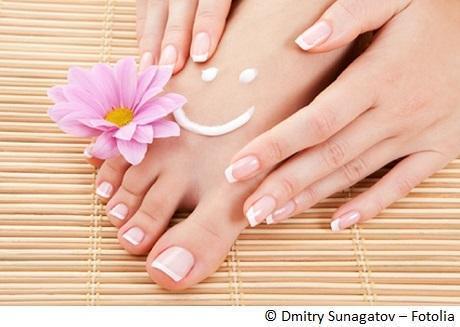 Fußpflege für den Frühling