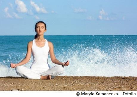 Entspannt durch richtiges Atmen