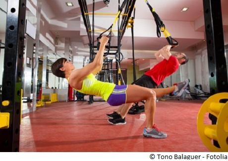 TRX Suspension-Trainer