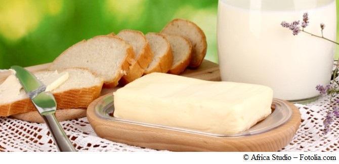 Mehr gesunde Inhaltsstoffe in Weidebutter