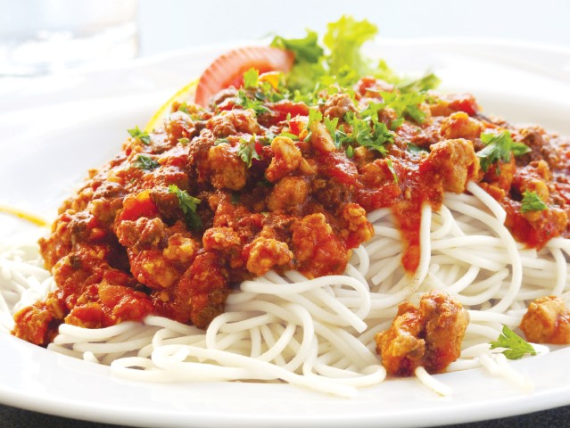 Slim Pasta Spaghetti Bolognese