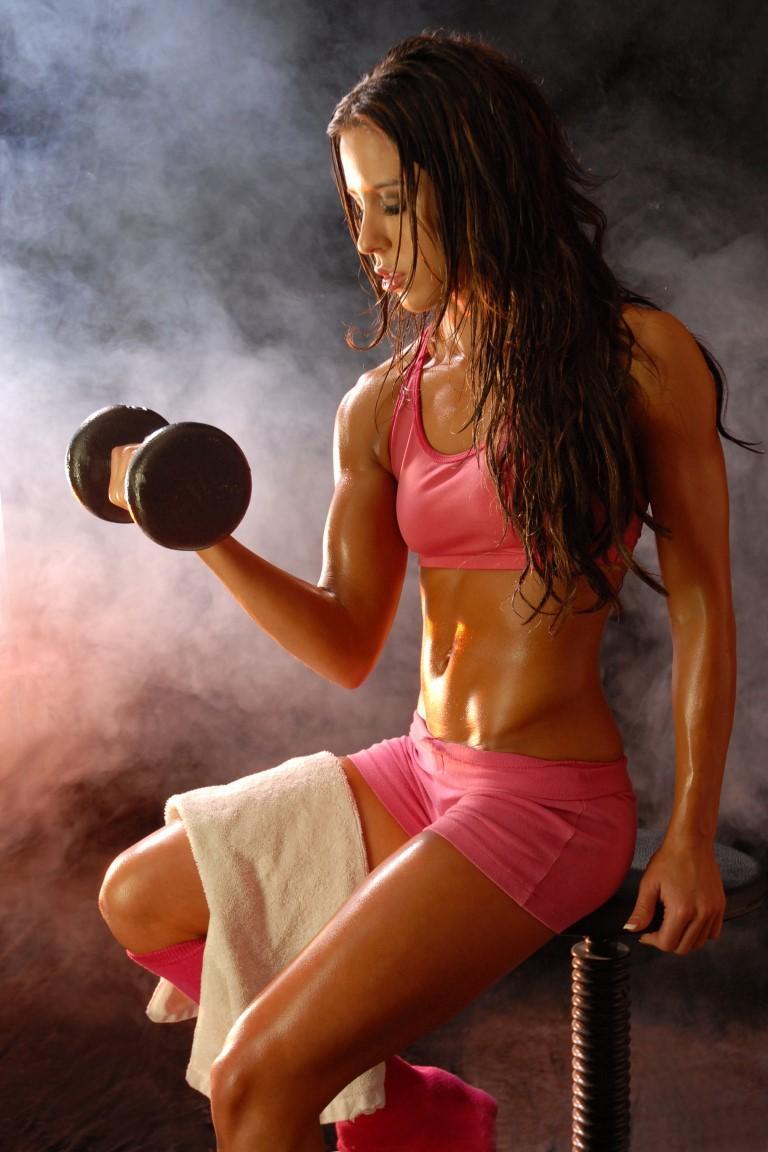 Fitness Model Britt